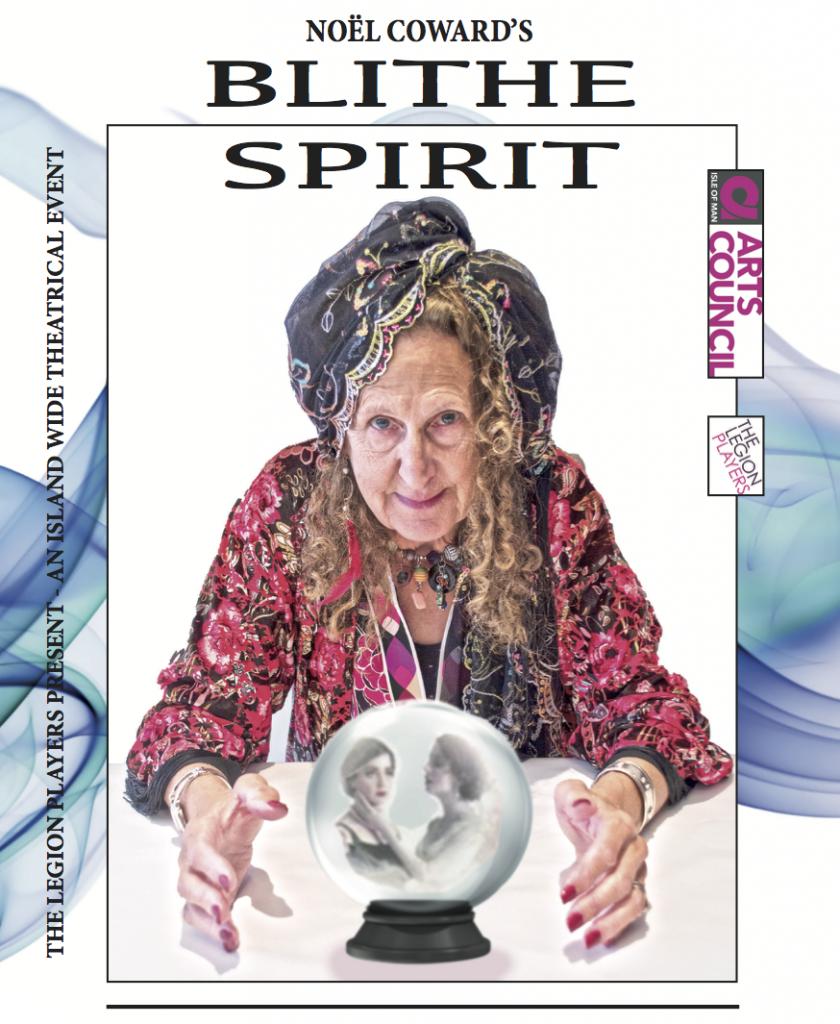 Noël Coward's Blithe Spirit @ Centenary Centre | Isle of Man