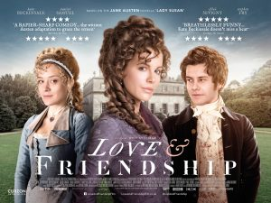 Love & Friendship (PG) @ Centenary Centre | Isle of Man