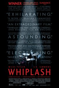 Whiplash (15) @ Centenary Centre | Isle of Man