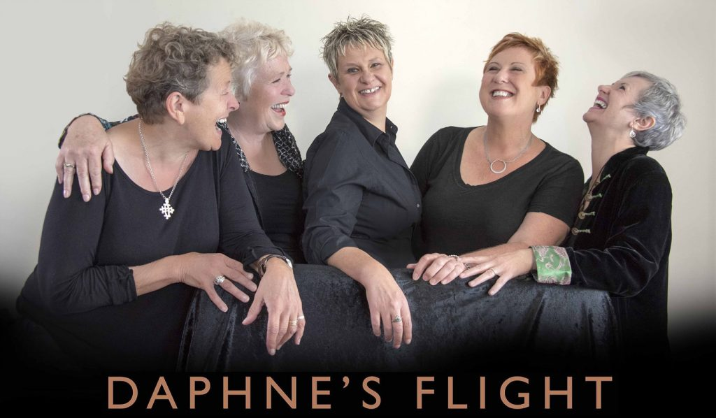 Daphne's Flight @ Centenary Centre | Isle of Man