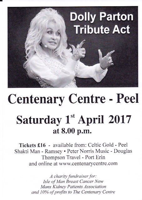 Dolly Parton Tribute @ Centenary Centre