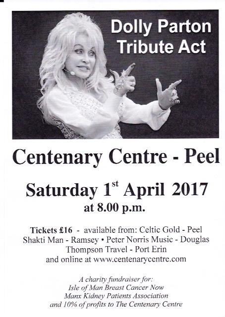 Dolly Parton Tribute @ Centenary Centre