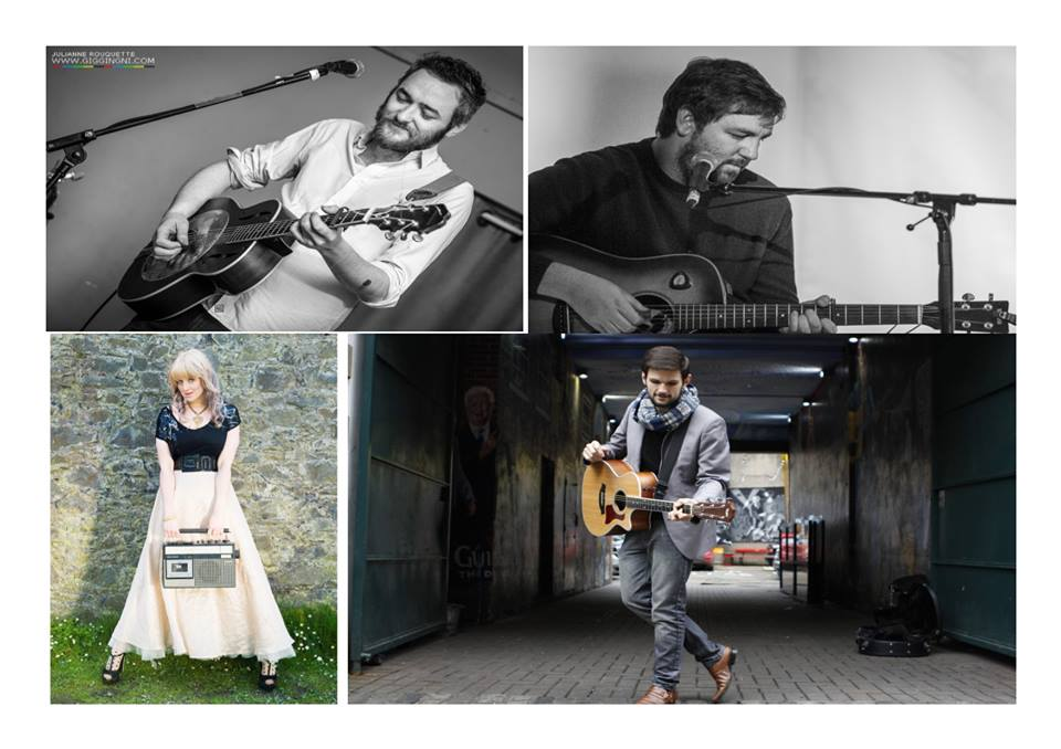 JonnoPromotions presents Northern Irish Singer-Songwriters' Circle Workshop @ Centenary Centre | Isle of Man