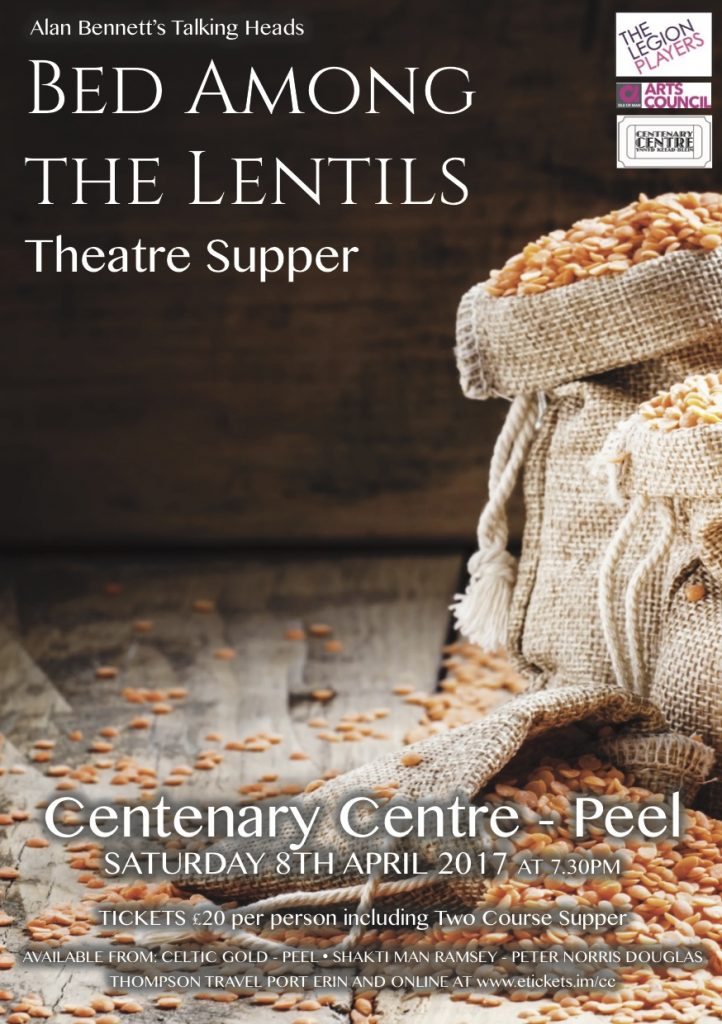 Bed Among the Lentils @ Centenary Centre