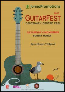 Harry Manx @ Centenary Centre | Peel | Isle of Man