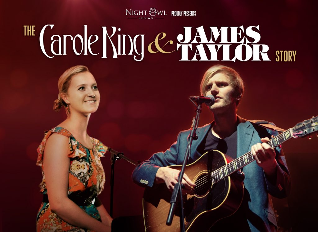The Carole King & James Taylor Story @ Peel Centenary Centre | Peel | Isle of Man