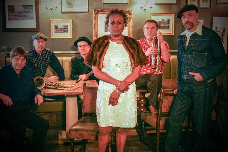 Sugar T and The Swells featuring Sylvia Mason @ Peel Centenary Centre | Peel | Isle of Man