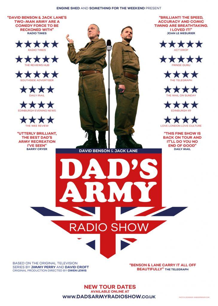 Dad's Army Radio Show @ Peel Centenary Centre