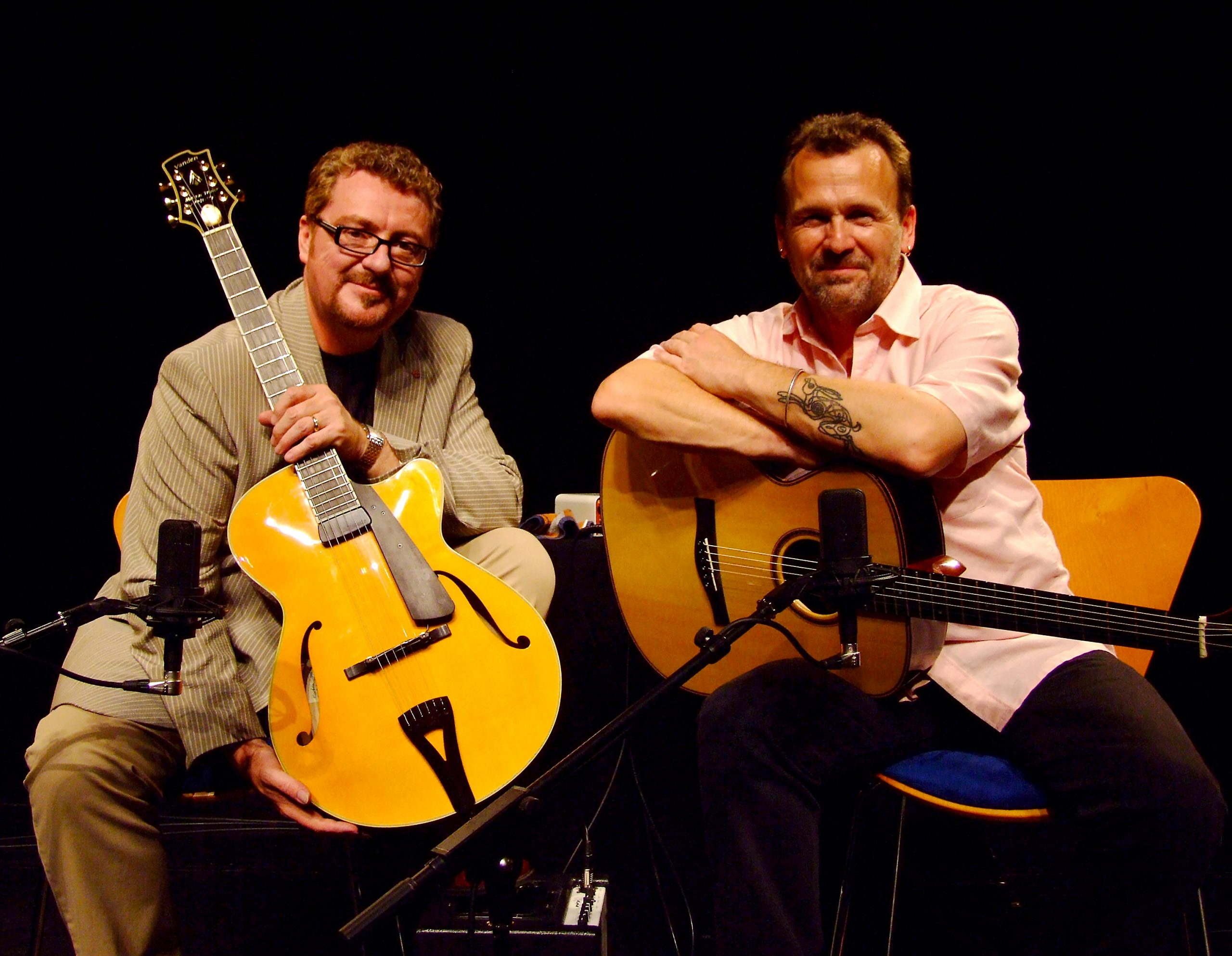 Martin Simpson & Martin Taylor (Postponed to October 2021) @ Peel Centenry Centre