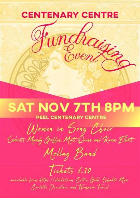 Fundraising Event for Centenary Centre @ Centenary Centre